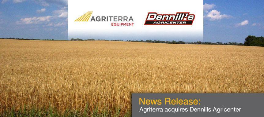 Agriterra acquires Dennills Agricenter